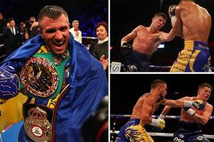 vasyl lomachenko beats luke campbell by unanimous decision in thrilling contest