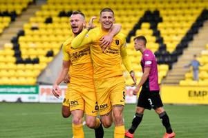 livingston provide perfect medicine for ill gaffer gary holt with win over st mirren