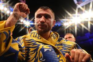boxing's top 10 pound-for-pound stars after vasyl lomachenko outpoints luke campbell