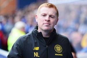 the rangers video celtic boss lennon showed his players before old firm win - bonner
