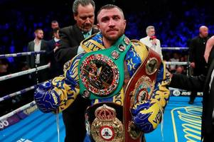 vasiliy lomachenko gives honest verdict on luke campbell win as he reveals unification plans