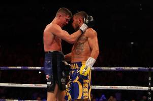 vasyl lomachenko promises he will fight in uk again after ukrainian icon beats luke campbell
