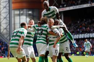 rangers 0 celtic 2 as odsonne edouard silences ibrox title noise – 5 talking points