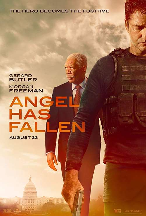 MOVIE REVIEW: Angel Has Fallen