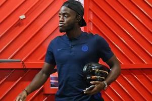 chelsea striker michy batshuayi makes transfer decision as anderlecht eye deal