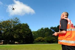 hull police will now fly drones to catch high-risk criminals