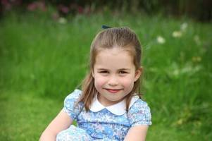 what princess charlotte's new school friends will call her