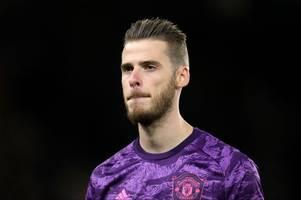 premier league rumours: man united plan for david de gea exit, kieran trippier explains tottenham exit