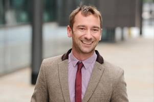 former coronation street star charlie condou joins holby city