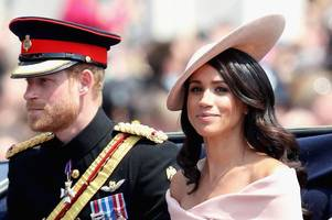 meghan markle and prince harry could have sussex titles stripped