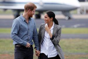 truth revealed on when prince harry and meghan markle used private jets