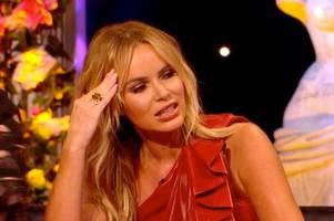 amanda holden breaks silence on i'm a celebrity rumours