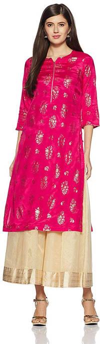 here's how you can nail shilpa shetty's ganpati visarjan look!