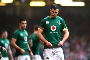 the full strength ireland team wales will face as johnny sexton to be unleashed