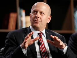 Goldman Sachs is seeing a mass exodus from its highest ranks as CEO David Solomon puts his stamp on the firm