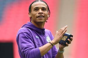 man city braced for fresh leroy sane bid as etihad chiefs make plans