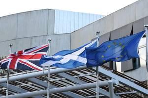 scottish parliament votes to reject no-deal brexit under all circumstances