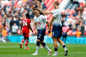 how kieran trippier is now keeping in contact with eric dier following his tottenham exit
