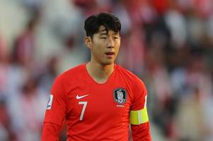 watch: tottenham star son heung-min's brilliant assist for south korea vs georgia