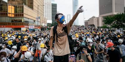 fitch slashes hong kong's credit rating as months of protests have inflicted 'long-lasting damage' on its financial system