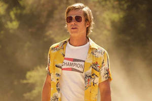 Brad Pitt Says Tarantino Has 'Talked About' Making 'Once Upon a Time… in Hollywood' Into a Streaming Miniseries