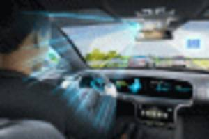 continental's in-car cameras will determine if you're ready to take control of your self-driving car