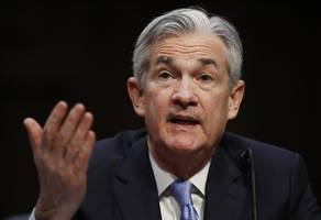 fed chairman powell says he doesn't expect recession