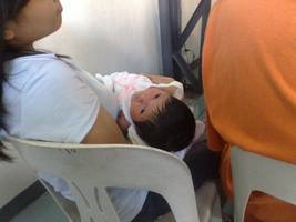 us woman arrested at manila airport with newborn in bag