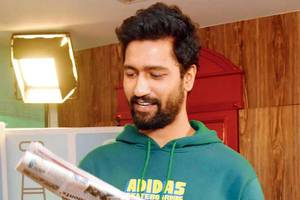 vicky kaushal: when the kjo party video was shared, i had no clue that i became the charsi