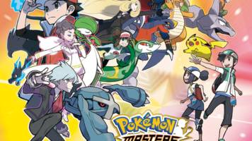pokémon masters is great as a pokémon game, slow as a mobile game