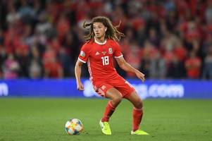 'different class!' - wales fans rave over chelsea's ethan ampadu in win over azerbaijan
