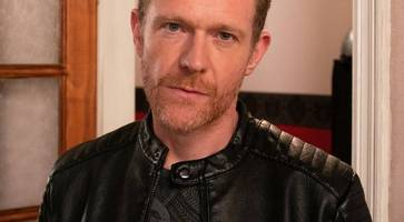 from working behind the bar in his family's pub in eglinton to the rovers return... meet the northern ireland actor who has ruffled feathers on corrie's cobbles