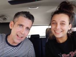 youtube star emma chamberlain's dad on what it's like when your teen daughter suddenly has millions of subscribers, and the advice he gave her