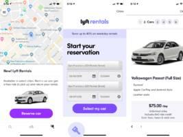 lyft's newest service: driving yourself (lyft)