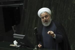 iran injects uranium gas into advanced centrifuges