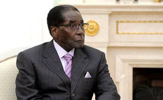 mugabe fell well short of moral stature of nelson mandela