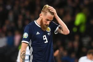 oli mcburnie reveals family's rage at scotland video nasty as striker opens up on 'stupid' outburst
