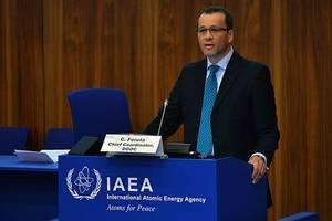 IAEA deputy chief arrives in Tehran for nuclear talks