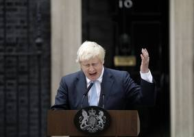 the vices that led johnson to the top are useless when it comes to wielding power