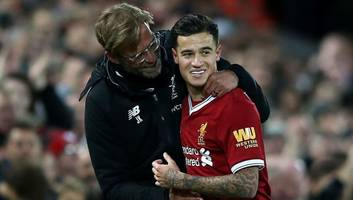 jurgen klopp reveals what he told philippe coutinho ahead of brazilian's bayern munich move