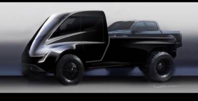 elon musk says tesla's pickup truck is now delayed until november (tsla)