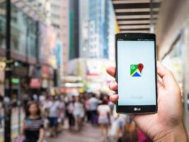 How to get street view on Google Maps on a phone or computer, for an interactive tour of unfamiliar areas