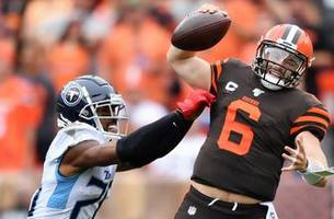 Shannon Sharpe doesn't think Baker Mayfield, Browns are overrated despite Week 1 loss