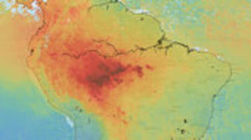 monitoring air pollution from fires