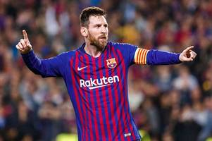 Lionel Messi tops Cristiano Ronaldo as FIFA 20 ratings are unveiled