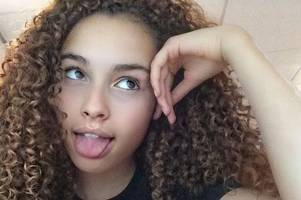 mya-lecia naylor's chilling final interview hours before tragic death aged just 16