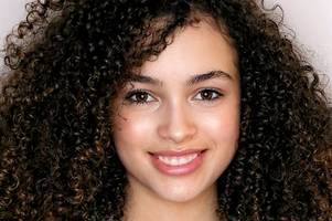 cbbc child star mya-lecia naylor 'died by misadventure' at south london home