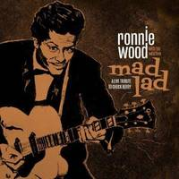 ronnie wood announces chuck berry tribute album