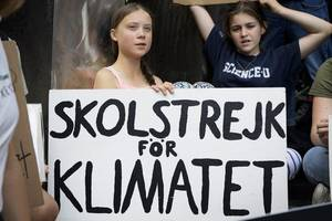 greta thunberg: un human rights chief condemns 'verbal attacks' on teenage climate activist