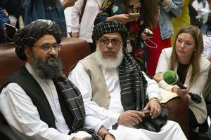 trump scuppered peace plan with taliban 'by trying to take credit for deal'